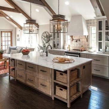 Magnificient Farmhouse Kitchen Design Ideas27