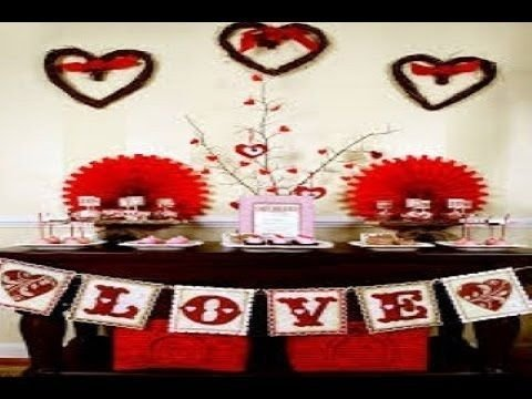 Magnificient Valentines Day Table Decorating Ideas21