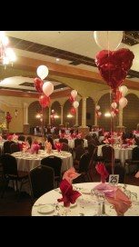 Magnificient Valentines Day Table Decorating Ideas34