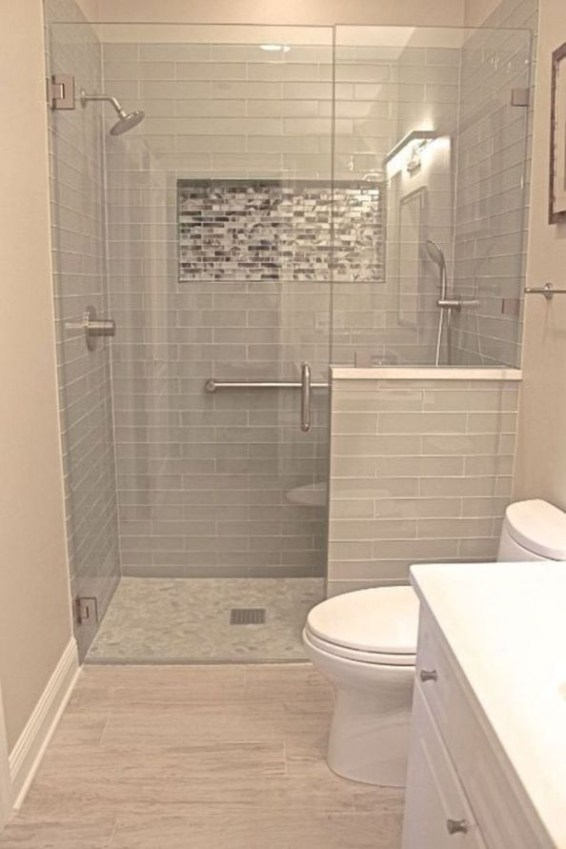Minimalist Master Bathroom Remodel Ideas36