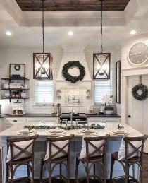 Pretty Farmhouse Kitchen Decoration Ideas01