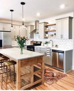 Pretty Farmhouse Kitchen Decoration Ideas20