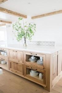 Pretty Farmhouse Kitchen Decoration Ideas22