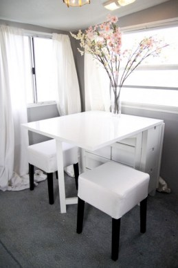 Smart Rv Hacks Table Remodel Ideas On A Budget19