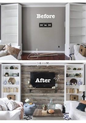 Unique Wood Walls Design Ideas For Your Home15