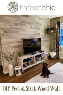 Unique Wood Walls Design Ideas For Your Home22