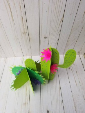 Wonderful Cactus Centerpieces Ideas07