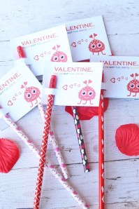 Wonderful Diy Valentines Decoration Ideas27