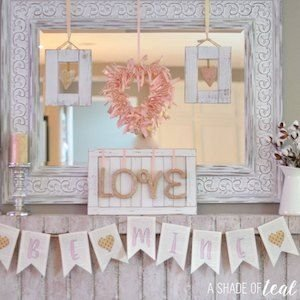 Wonderful Diy Valentines Decoration Ideas41