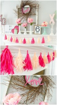 Wonderful Handmade Decorations Ideas For Valentines Day 25