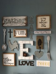 Adorable Farmhouse Dining Room Design Ideas24