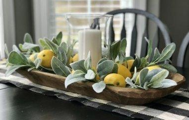 Adorable Farmhouse Dining Room Design Ideas26
