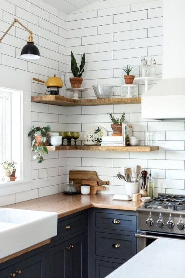 Affordable Small Kitchen Remodel Ideas46