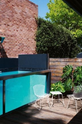 Amazing Glass Pool Design Ideas For Home15