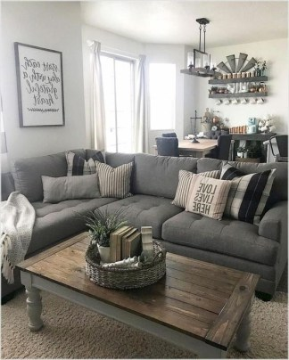 Awesome Small Living Room Decor Ideas On A Budget07