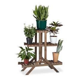 Awesome Stand Wooden Plant Ideas03