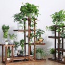 Awesome Stand Wooden Plant Ideas35