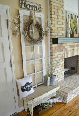 Beautiful Rustic Entryway Decor Ideas07