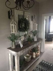 Beautiful Rustic Entryway Decor Ideas21