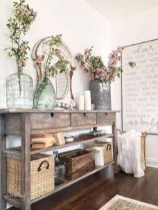 Beautiful Rustic Entryway Decor Ideas40