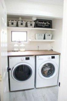 Brilliant Small Laundry Room Decor Ideas03