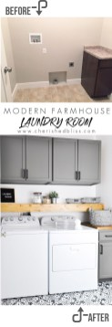 Brilliant Small Laundry Room Decor Ideas18