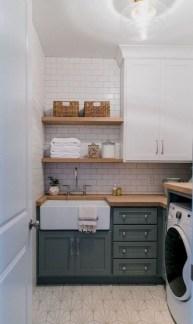 Brilliant Small Laundry Room Decor Ideas28