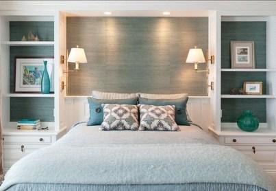 Brilliant Small Master Bedroom Ideas39