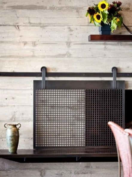 Cool Electric Fireplace Designs Ideas For Living Room30