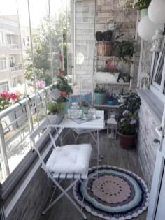 Enchanting Apartment Balcony Decorating Ideas11