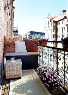 Enchanting Apartment Balcony Decorating Ideas13