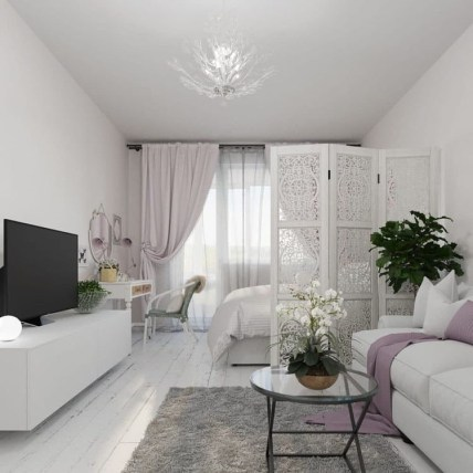 Inexpensive Apartment Studio Decorating Ideas13