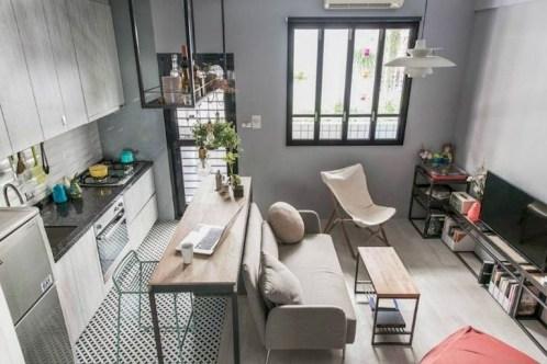 Inexpensive Apartment Studio Decorating Ideas21