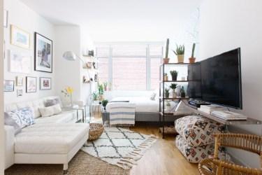 Inexpensive Apartment Studio Decorating Ideas30