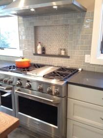 Latest Kitchen Backsplash Tile Ideas31