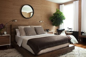 Lovely Masculine Boho Bedroom Designs18