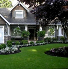Minimalist Front Yard Landscaping Ideas On A Budget12