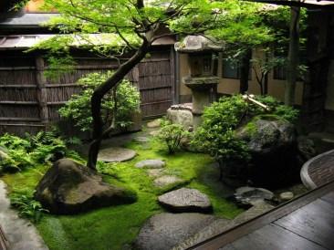 Minimalist Japanese Garden Ideas17