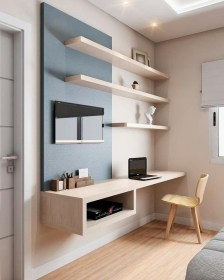 Modern Home Office Design Ideas37