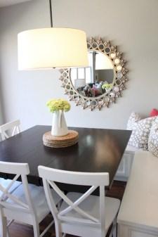 Stunning Small Dining Room Table Ideas09