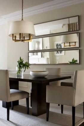 Stunning Small Dining Room Table Ideas35