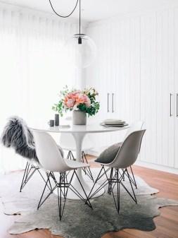 Stunning Small Dining Room Table Ideas41