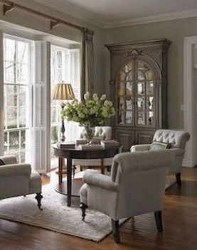 Wonderful French Country Dining Room Table Decor Ideas08