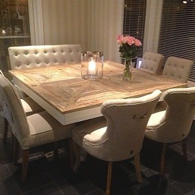 Captivating Dining Room Tables Design Ideas20