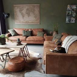 Creative Industrial Living Room Designs Ideas27