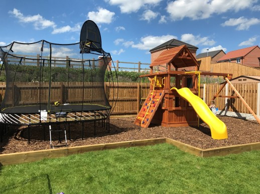 Elegant Play Garden Design Ideas For Kids12