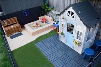 Elegant Play Garden Design Ideas For Kids35