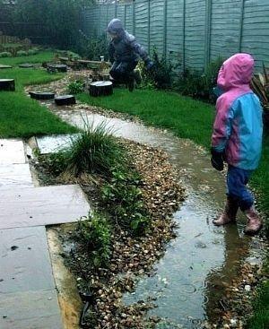 Elegant Play Garden Design Ideas For Kids38