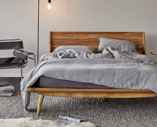 Excellent Scandinavian Bedroom Interior Design Ideas23