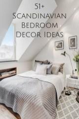 Excellent Scandinavian Bedroom Interior Design Ideas28
